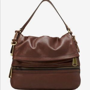 Fossil Explorer Flap Crossbody